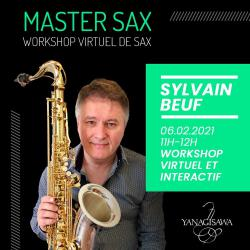 MASTER SAX with Sylvain BEUF